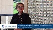 CCI 49 / Interview Géraline Béalu / Parlement des entreprises