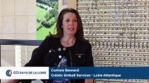 CCI 44 / Interview Corinne Besnard / Parlement des entreprises