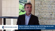 CCI 49 / Interview de Fabrice Cesbron / Parlement des entreprises