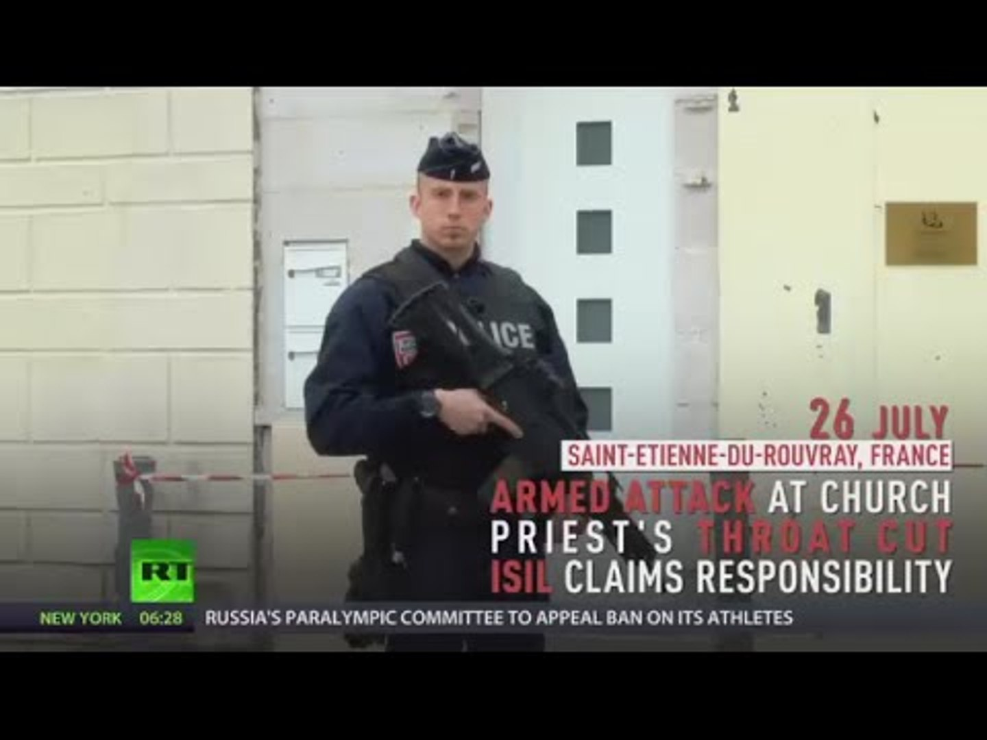 Terror Routine: Europeans now seeing terrorism as almost daily threat to lives