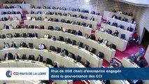 CCI PDL / interview Jean-François Gendron / Parlement des entreprises