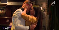 """Les Anges : Milla et Julien reproduisent la danse de """"Dirty Dancing"""" et s'embrassent enfin (vidéo)"""