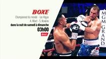 Boxe - Soirée Boxe : Grande nuit de Boxe avec Ward vs. Kovalev bande annonce