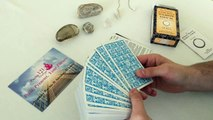 How to Read Tarot Cards- The Basics - Shuffling, Daily Guidance, 3-Card Spread & What to Expect (2)