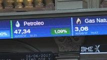 La Bolsa española mantiene las ganancias al mediodía y se recupera de las pérdidas de la semana