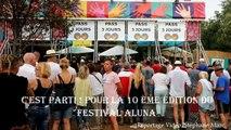 Ardèche Aluna Festival : Matmatah, Julien Doré et Iggy Pop sur la grande scène