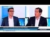 Législatives françaises 2017 : interview de Nicolas Bay - Front National
