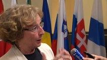 """Muriel Pénicaud sur le détachement à l'EPSCO - UE: """"Inclure les transports routiers à la directive"""" 3/6"""