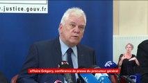 #Grégory Conférence de presse du procureur général