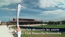 ATP / WTA - Le Mag Tennis Actu - Quand Tennis Actu prépare aussi Wimbledon à Deauville !