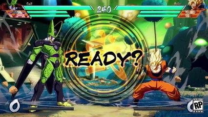 Dragon Ball FighterZ - E3 Gameplay #1 de Dragon Ball FighterZ