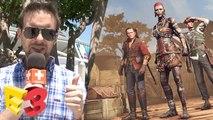 E3 2017 : On a joué à Strange Brigade, un jeu de tir venu tout droit des années 30