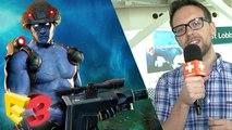 E3 2017 : On a joué à Rogue Trooper Redux, le retour d'un jeu de l'ère PS2