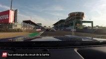 Circuit de la Sarthe [24h du Mans 2018] : tour emabarqué en Ford Mustang GT