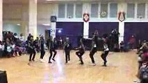 Takeover - Hip Hop Dance Crew Battle - Boys and Girls Club Crew