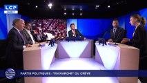 """Alexis Bachelay était l'invité de """"Ça Vous Regarde"""" sur LCP avec Philippe Houillon, Hugues Renson et Marion Mourgue"""