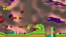 MLG Super Luigi Bros Wii  World 1 New Super Bowser Wii Walkthrough Part 1,Animated cartoons tv series 2017