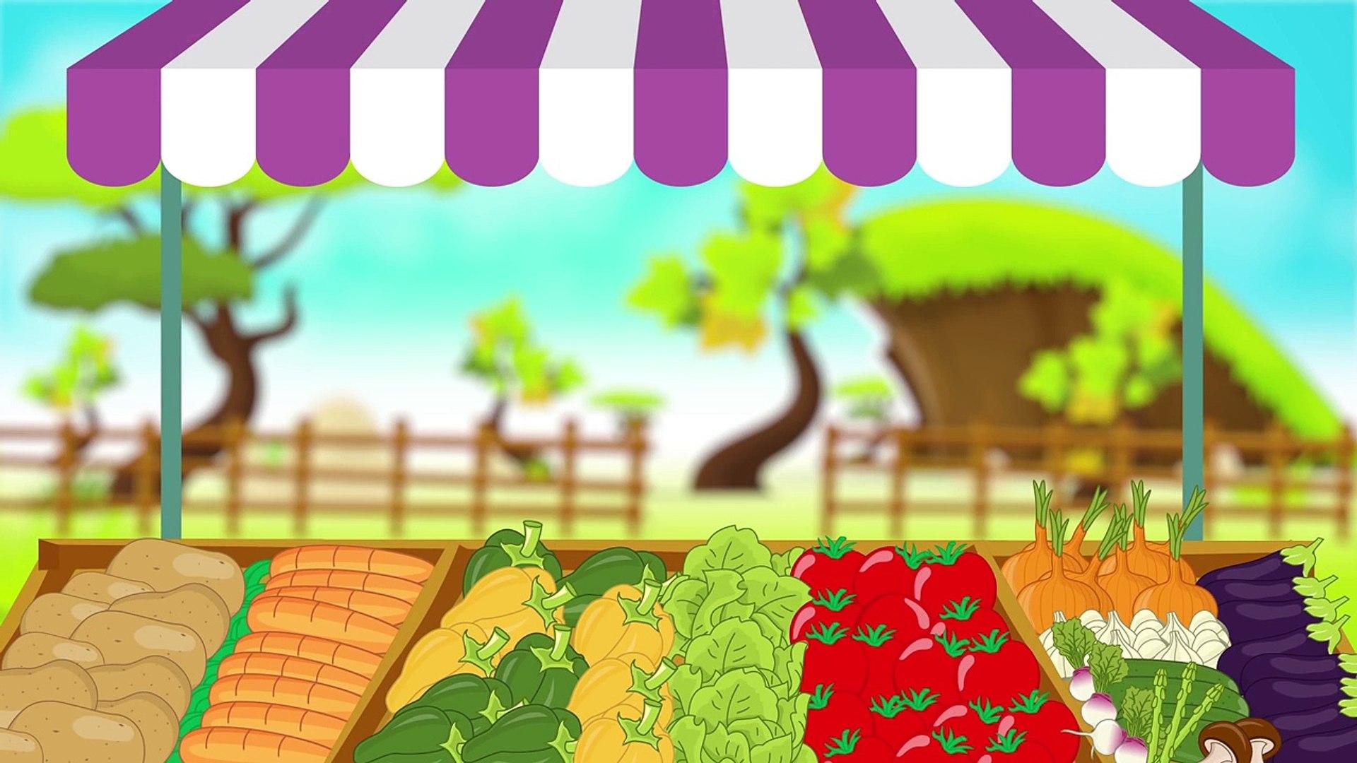 Арабский для в в в в Дети Дети ... Узнайте овощи Обучение названия овощей для детей на арабском язык