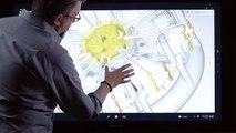71.Microsoft Surface Hub - Microsoft Surface Hub and Siemens JT2GO demo