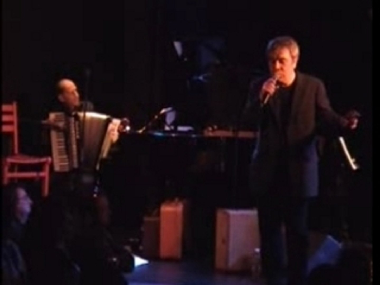 Jean Guidoni - MEMOIRE VIVE - La Boule Noire 26 mai 2007