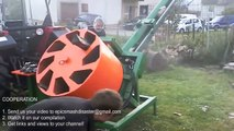 What makes life easier! Log Splitter Chainsaw Circular Saw New Wood Chopping Intelligent Techn
