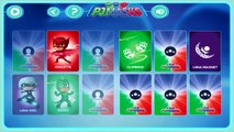 Disney Junior PJ Masks Hidden Heroes PJ MASKS Catboy Gekko Owlette Game For Kids