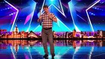 Mark Holt With His Hakuna Matata Version, Britain's Got Talent (Marquez holt avec sa version hakuna matata)