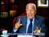 مصر أين ومصر ألى أين - حسنين هيكل: الأخوان منبع الأزمة الطائفية في عهد السادات