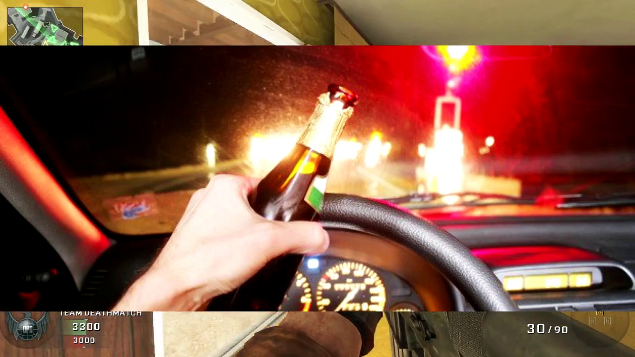 10 Facts About Drunk Driving