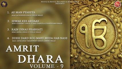 Various - Amrit Dhara Volume 9 - Latest Shabad Gurbani 2017