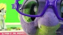 Briller sabots petit mon poney Ensemble déballage vinyle Pop funko derpy dj pon-3 dr