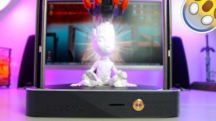 TEST Dagoma NEVA : l'imprimante 3D que vous devez avoir chez vous !