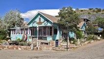 Routes scéniques du monde - Turquoise Trail - Madrid, Nouveau Mexique