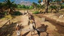 Assassin's Creed: Origins Add RPG Elements in an Open-World | E3 2017 GameSpot Show