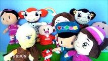 KELOĞLAN MASALLARI Çizgi film peluş oyuncak Keloğlan; Pepee, Leli, Ayas ve Niloya ile şarkı söylüyor