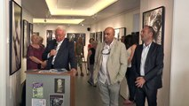 """Alpes de Haute-Provence : L'exposition photo """"Des éléphants et des hommes"""" jusqu'au 30 juillet à la galerie Domnine de Sisteron"""