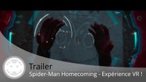 Trailer - Spider-Man Homecoming VR - Deviens le vrai Spider-Man sur PS4 !