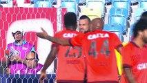 Atlético-GO 0x1 Atlético-PR Brasileirão 2017 8ª RODADA 1º TURNO melhores momentos gols