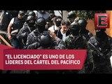 """Dámaso López, """"El Licenciado"""", ingresa a la sede de la Seido"""