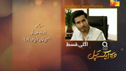 Woh Aik Pal Episode 16 Promo on Hum Tv