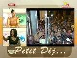 Grand Bégué de Pape DIOUF au grand théatre avec Thioro  à l'émission PETIT DEJ