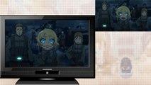 ターニャの宣誓のシーン 【TV�