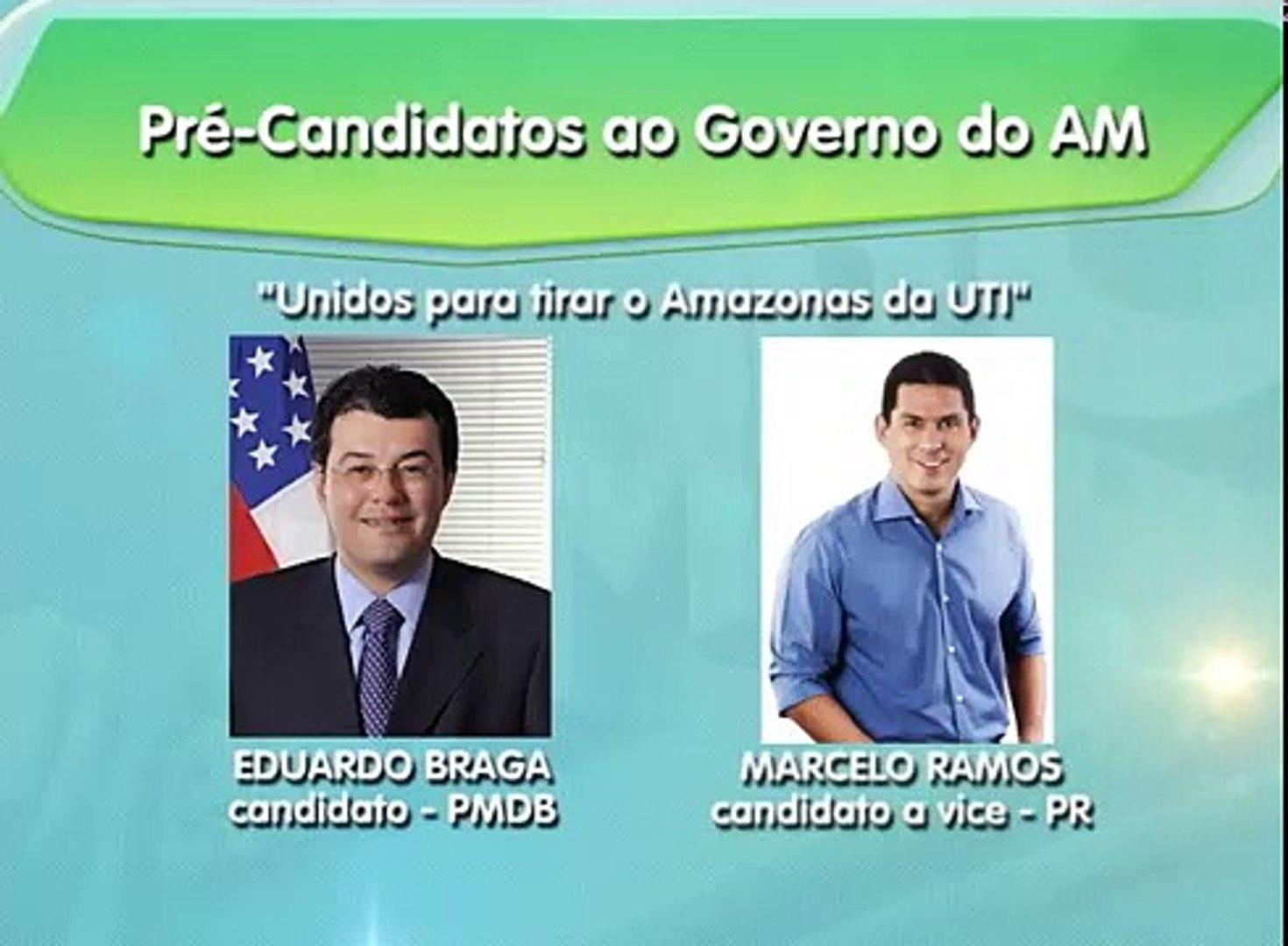 Pré Candidatos ao Governo do Amazonas em 2017