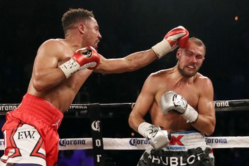 Sergey Kovalev vs Andre Ward 2 Rematch Full Fight