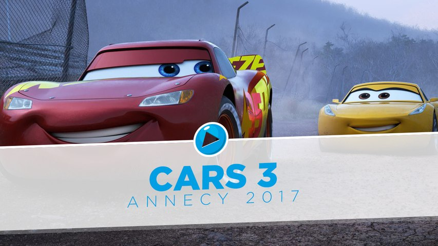 Annecy 2017 #5 : Cars 3