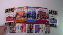 [CHOCOLATS NOUVEAUX] Test de chocolats Nestlé et Lindt - Studio Bubble Tea Food unboxing food
