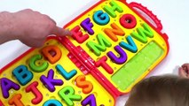 Best Learning Videos for Kids Smart Kid Genevieddve Teaches toddlers ABCS, Colors! Kid Learn