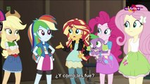MLP Equestria Girls serie capitulo 2 Ingles sub español