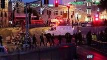 La porte de Damas – point chaud des attentats palestiniens