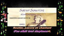 Sœur Sourire - Dominique KARAOKE / INSTRUMENTAL